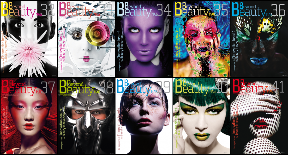 Beyond Beauty Magazine 2008/2014